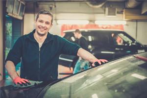 Lavagem e Higienização de Veículos